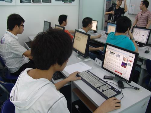 微思培训公司实践
