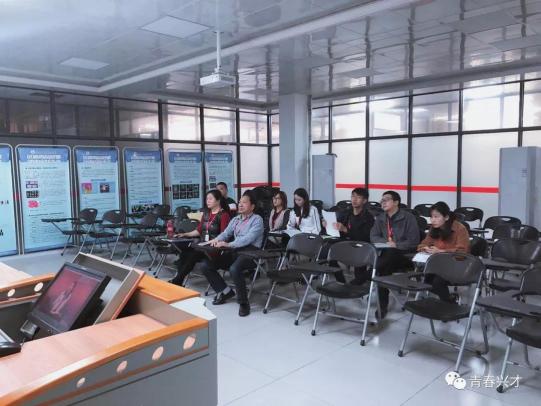 """""""做新时代辅导员""""——经贸学院开展辅导员素质能力提升学习活动"""