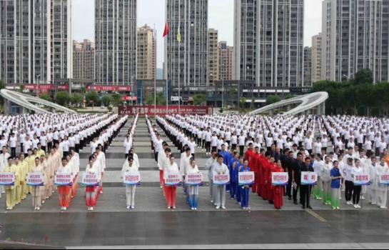 我校代表队在2019年福建省高校健